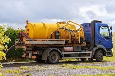 Sewer Pump Truck